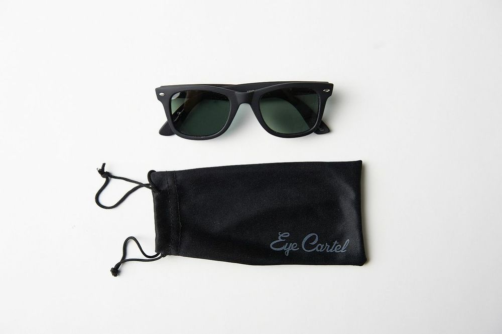 Let's face it: There is nothing more unattractive than a cute guy or girl who has been drinking at the pool all day and has bloodshot eyes. Pull these bad boy SHADES out and look as good at 6 PM as you did when you first arrived!