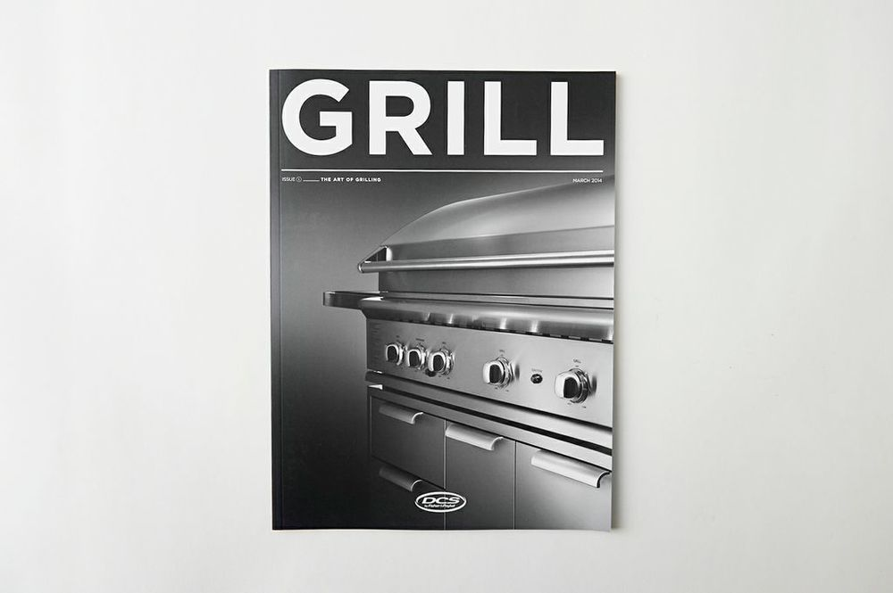 And, a copy of GRILL MAGAZINE by Fisher &Paykel that is full of amazing BBQ recipes andcooking tips!
