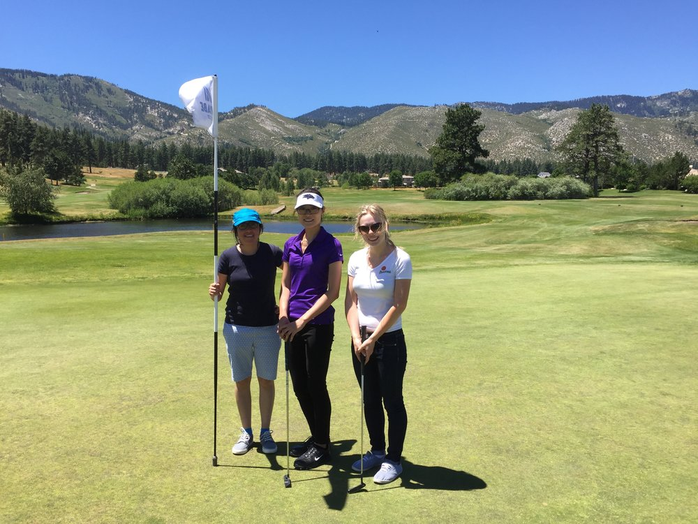 College of Science Golf Tournament 2016 (Toiyabe Golf Club).