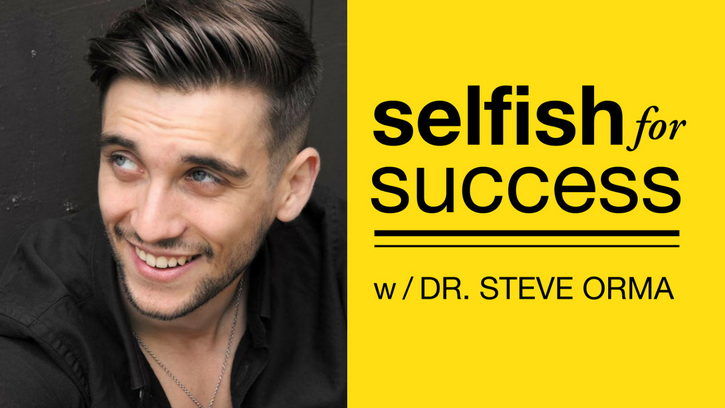 nicolas cole selfish for success