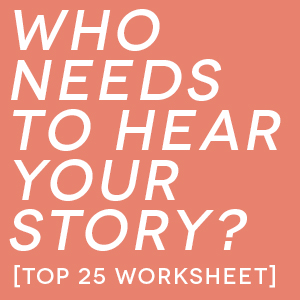 Top 25 worksheet Your guide to for inviting a few partners in person