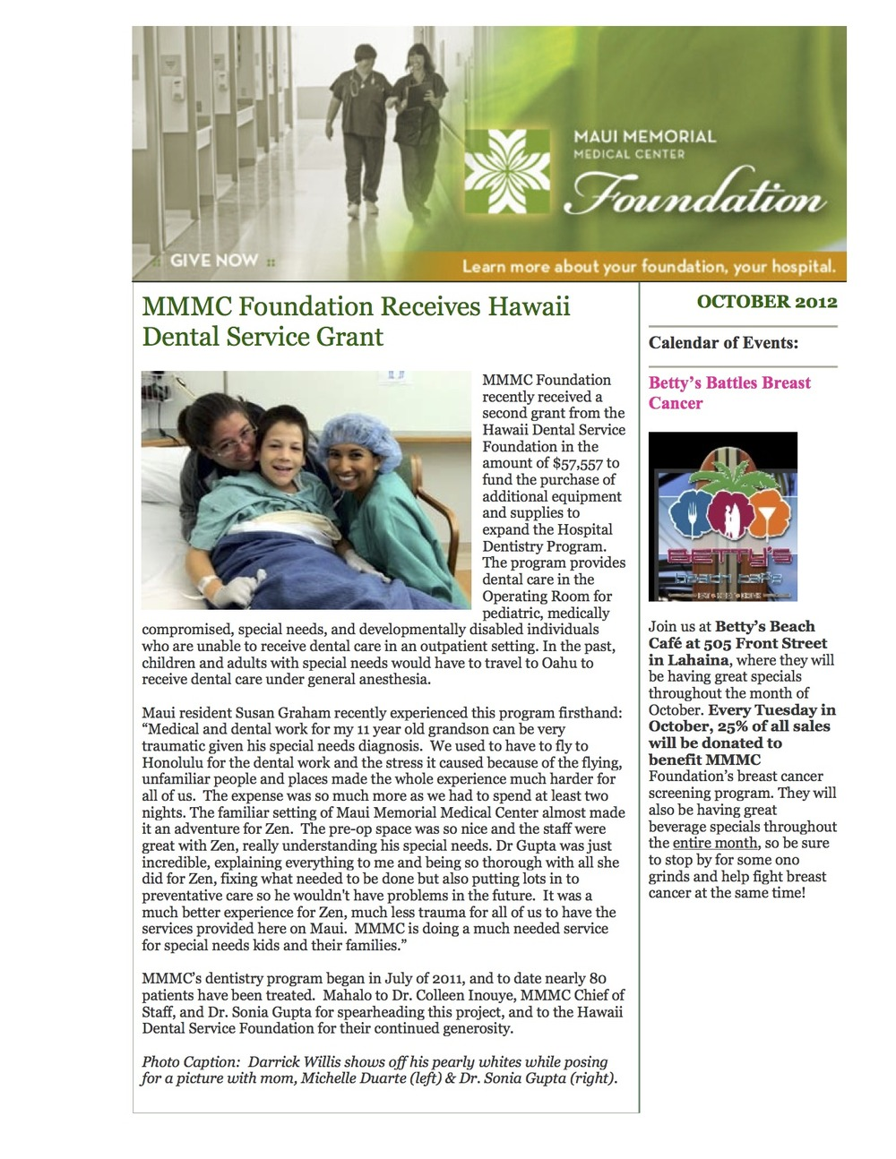 9 Foundation E-News (October 2012).jpg