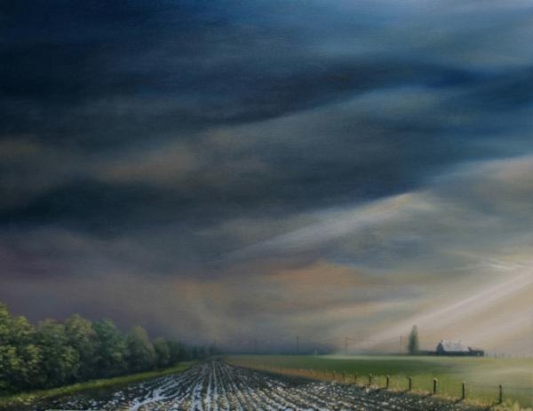 after the rain 28x22, oil on canvas.jpg
