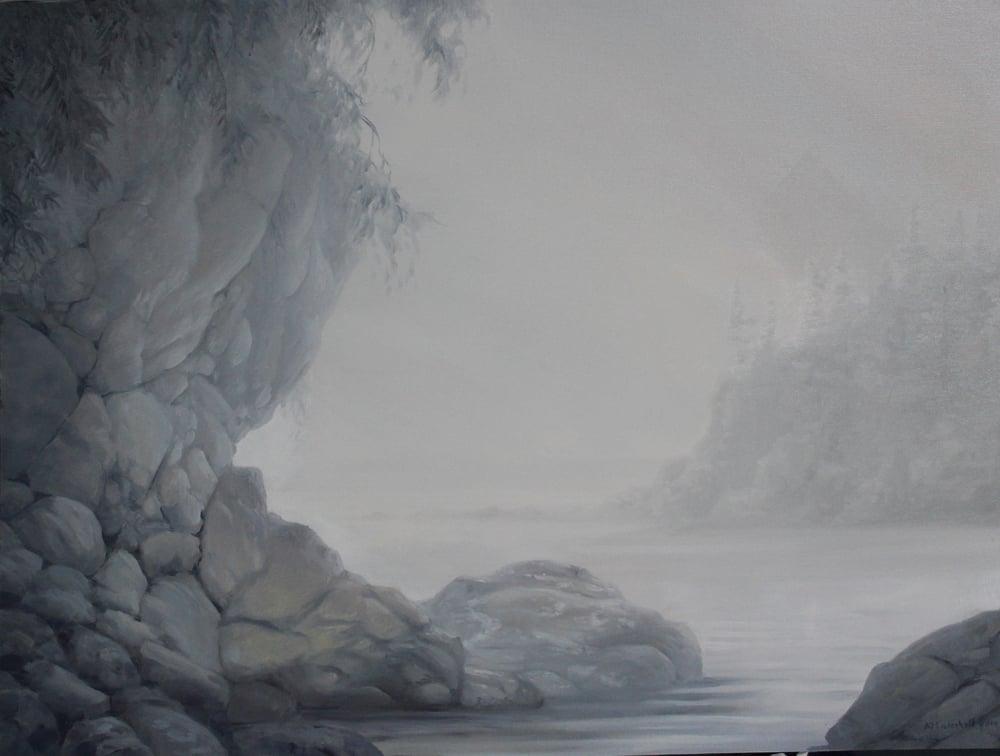 """Salt Creek Winter"""