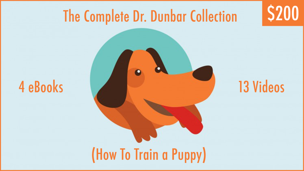 How To Train a Puppy / The Complete Dr. Dunbar Collection Online Course