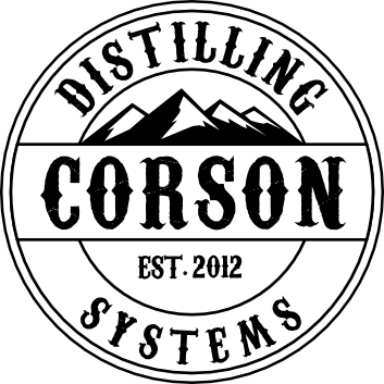 Commercial Distillery Equipment | U.S.A. Made | Corson Distilling