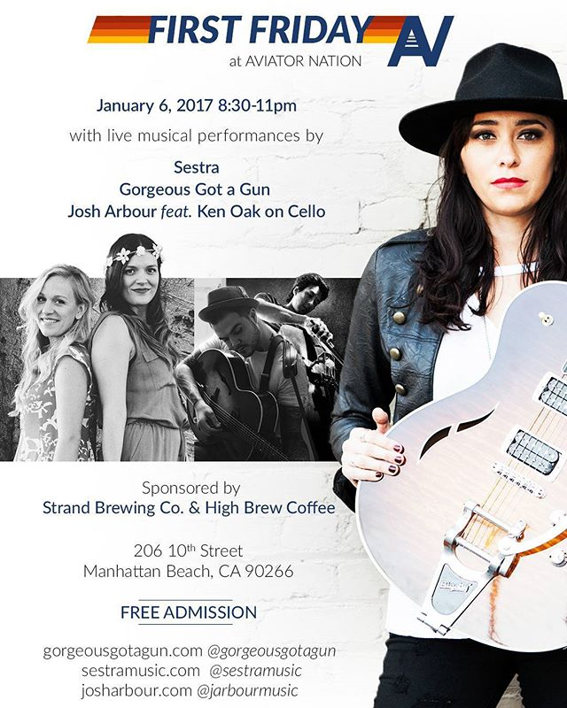 Excited to relax and jam with friends...come hang out for free beverages and great music