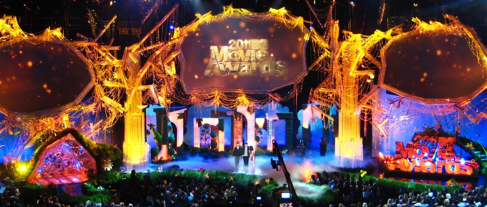 2011 MTV Movie Awards - Post Production Supervisor