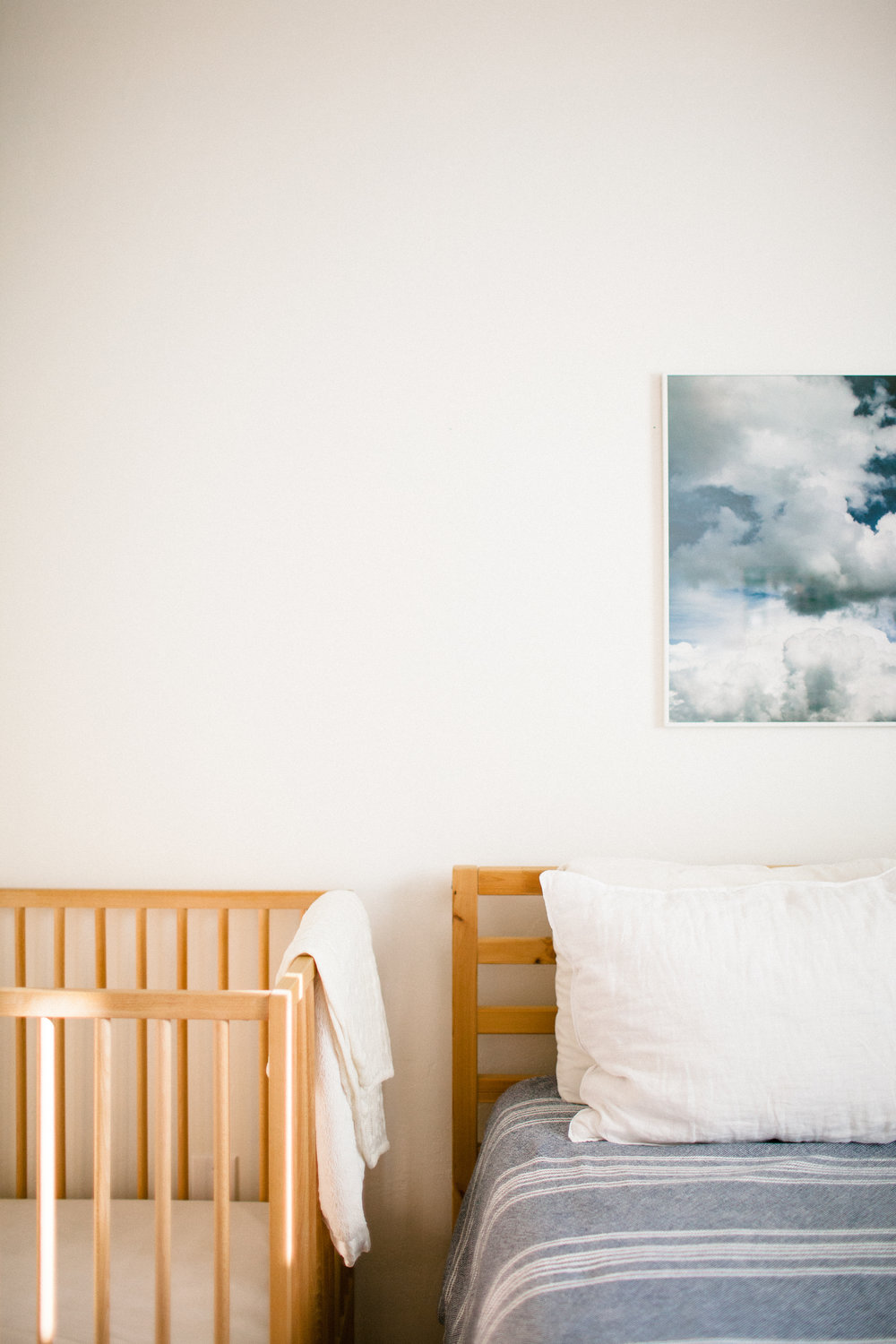 Sharing a bedroom with baby at 18 Months