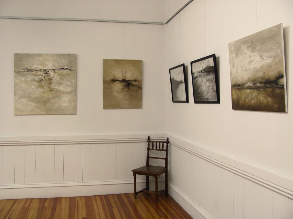 Elusie Gallery, Easthampton MA - 2010