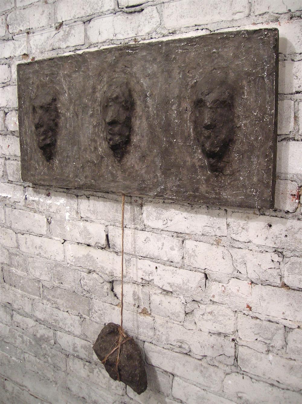 3 Faces - A Stone