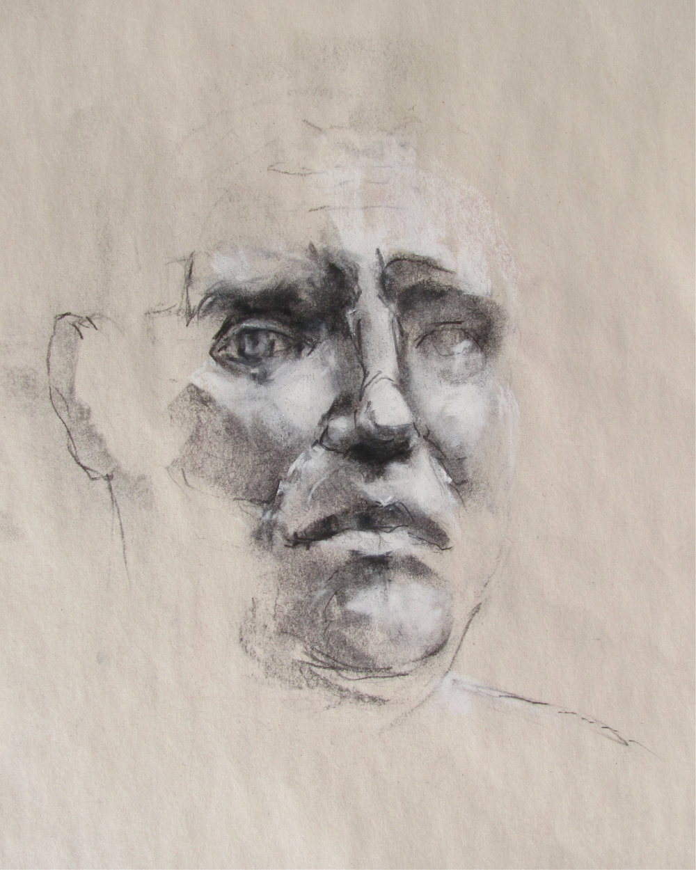 60th St. Portrait #3