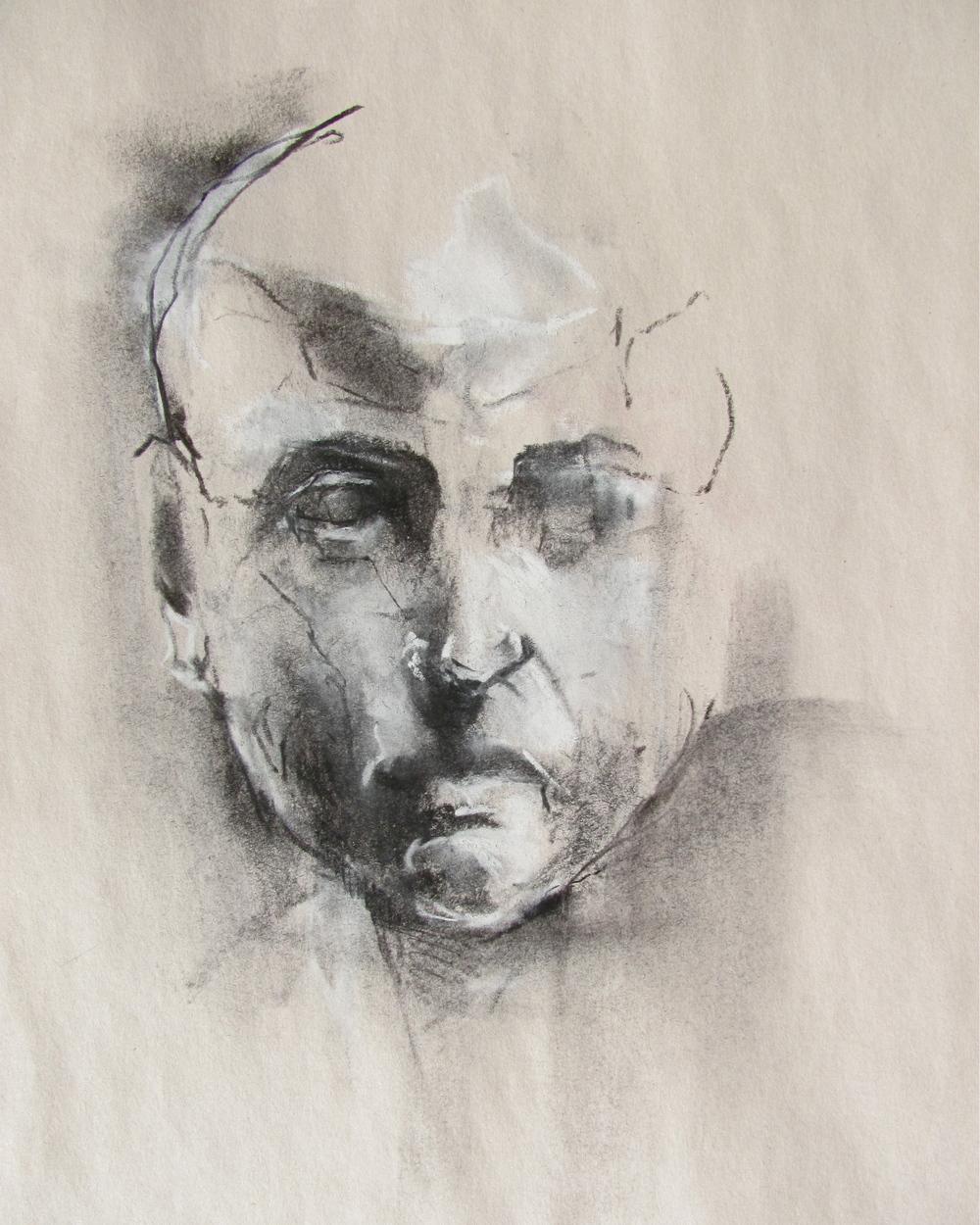 60th St. Portrait #18