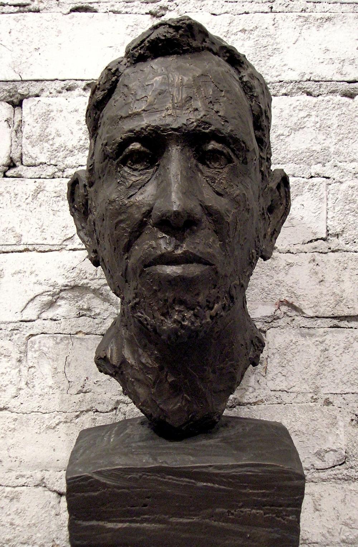 Head of Aaron