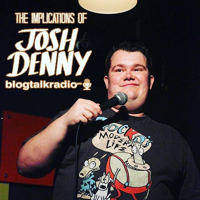 Check out an all new #IoJD #podcast with my good pal and brother in carbs @chriscopecomedy! We talk about a buncha stuff so just listen already! #comedy #standupcomedy #blogtalkradio #health #fat #diet