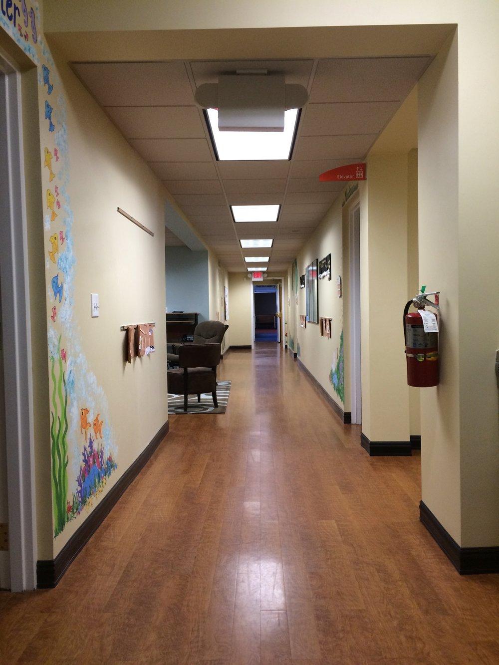 Our Preschool Hall.