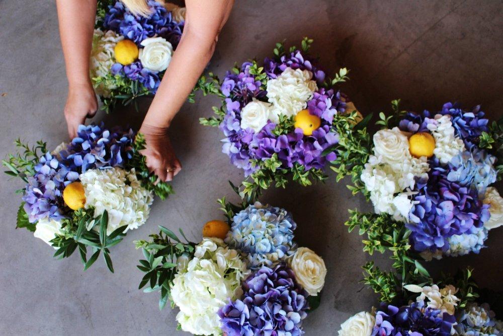Events Bridal Shower Decor SF Blogger