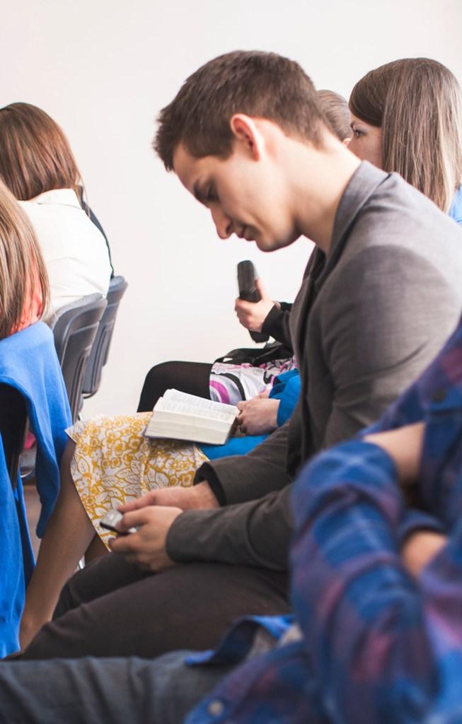 można czytać Biblię na wiele sposobów :)