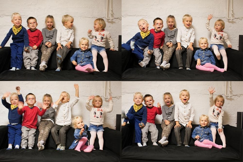 a na koniec nasze dzieci (choć nie wszystkie) pełne nieograniczonej energii :)