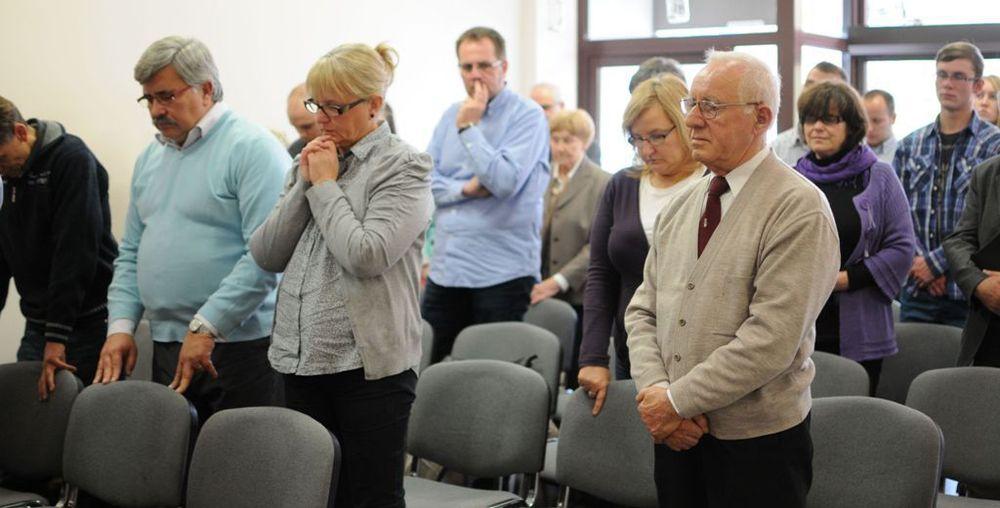 modlitwa - linia, która nigdy nie jest zajęta...