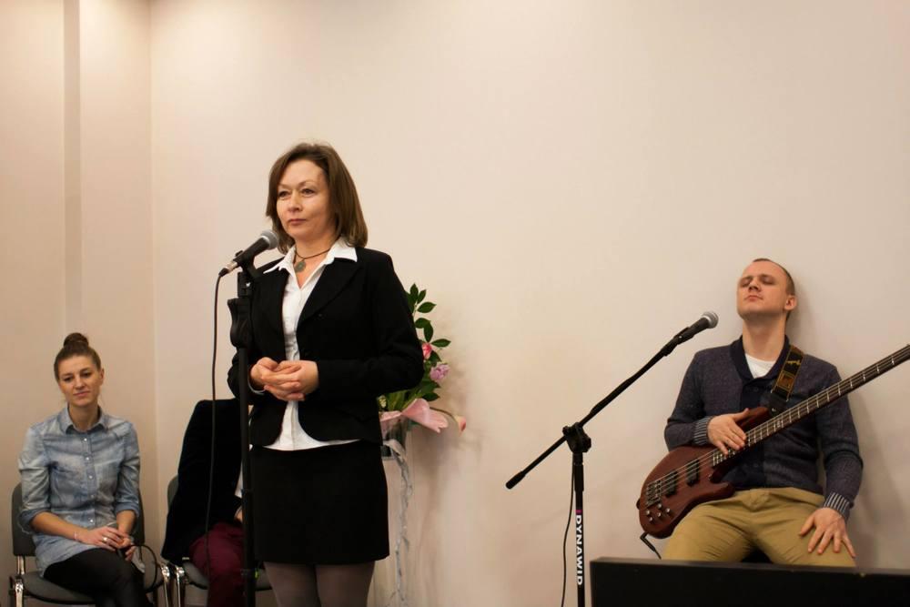 potem jak zawsze mikrofon jest dla każdego, by mógł dziękować Bogu...jak grażynka za wspaniały ogród modlitw.