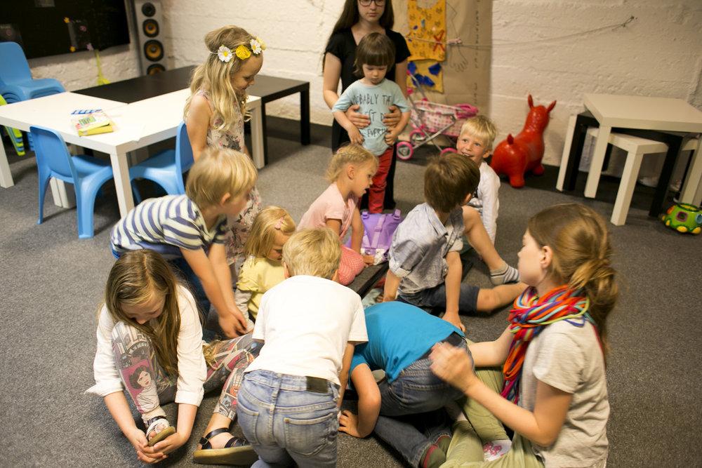 jak skupić uwagę dzieci? jednak się da :)