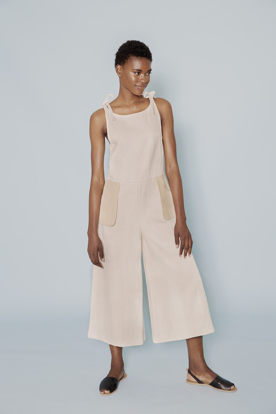 wray SS17 pocket jumpsuit tan natural.jpg