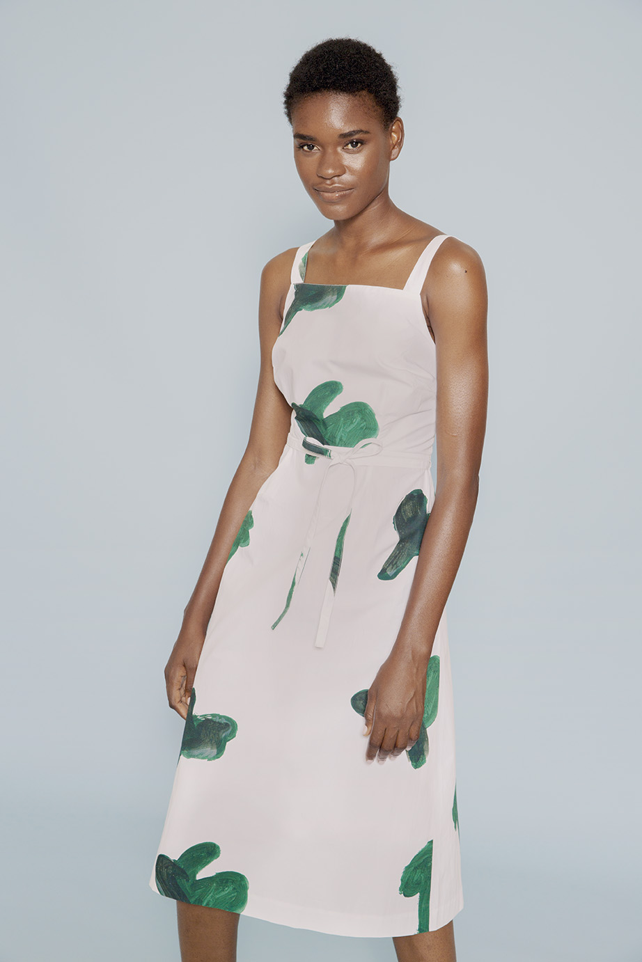 wray SS17 wrap Dress print printed tree.jpg