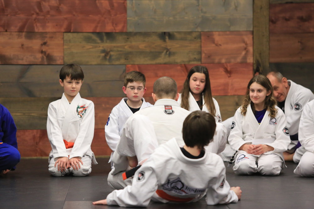 Kids don't get labeled in martial arts - One of the most damaging things that can happen to kids in school is that they get labeled: the fat kid, the clumsy kid, and so on. In our school, they're all just martial arts kids!Kids learn to trust themselves and their abilities. As a result, their confidence soars.Physical self-confidence leads to intellectual and emotional self-esteem, and martial arts can help kids carry themselves with a deep-seated sense of confidence and authority.