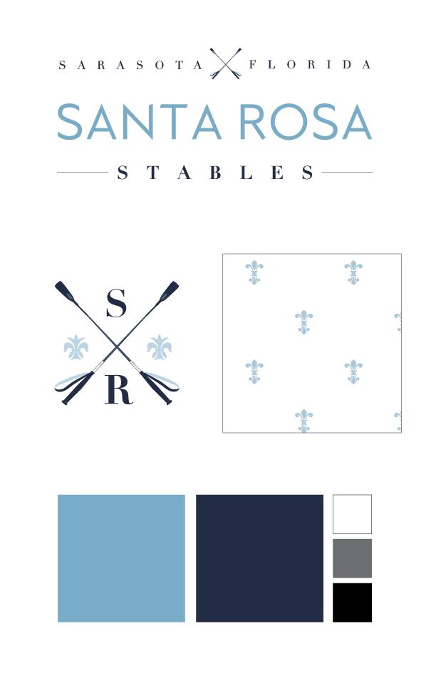 Brand Design: Santa Rosa Stables