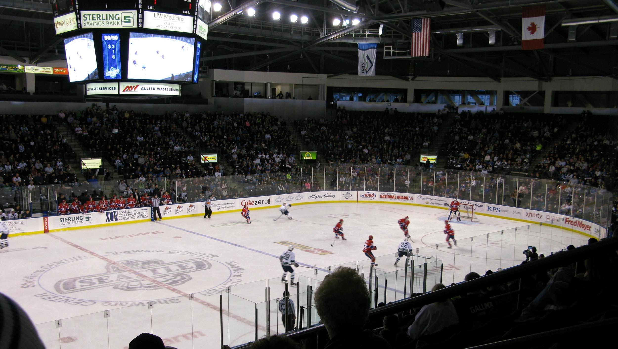 State Deals With Whether Western Hockey League Players Should Be