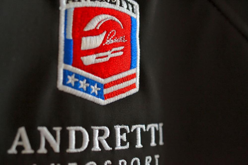 Andretti Autosport Embroidery