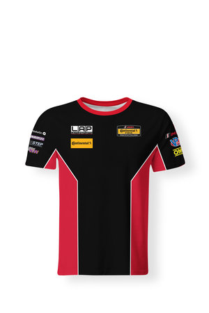 cec2eea310079 Youth JCW Racing Team 2017 Crew Shirt
