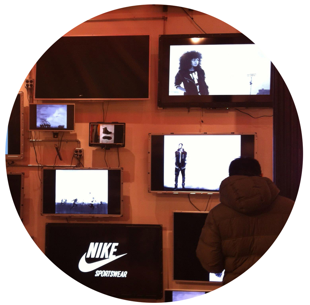 NikeStore, SoHo, New York