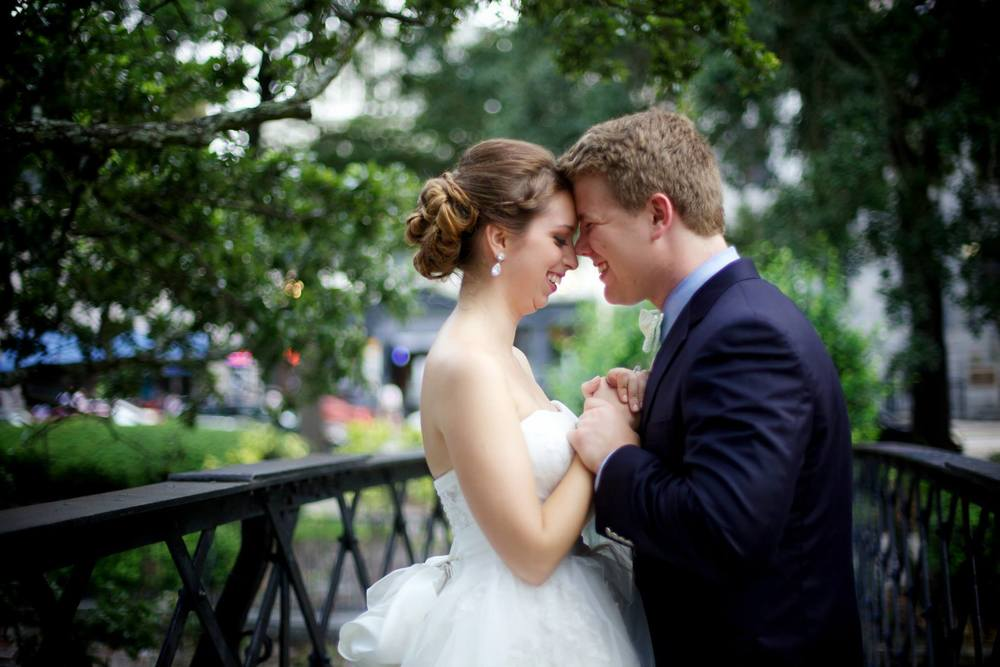 Brooke + Matt Cameron- Savannah, Georgia