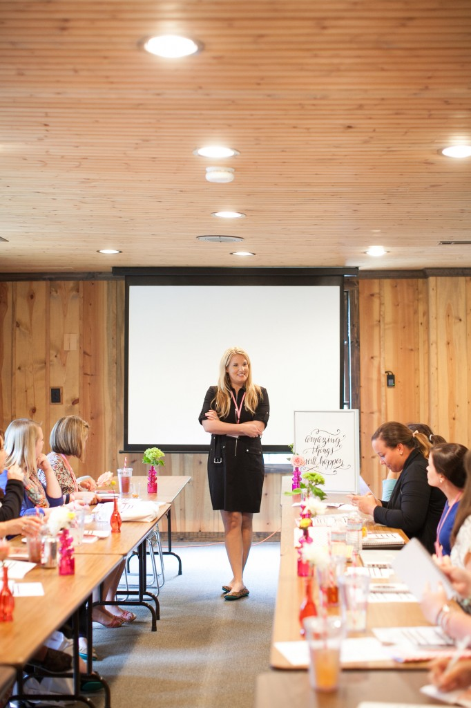 Amber Housley Inspired 2014 Conference | Nancy Ray Photography