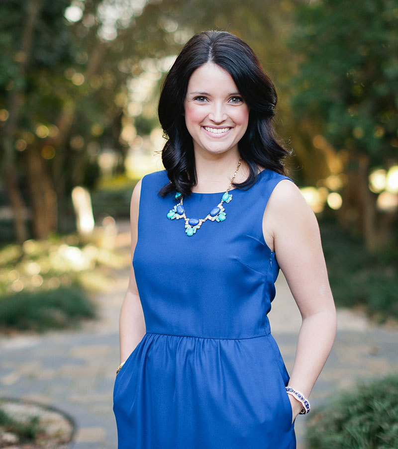 Cassie Thibeaux of Southern Fete, wedding and event planner