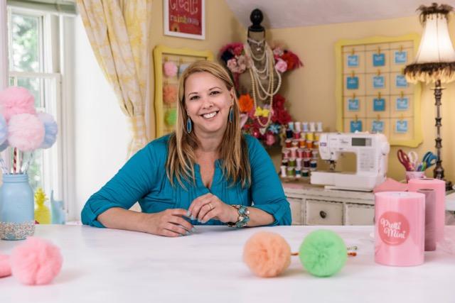 Pretti Mini Founder Jen Kitzmiller for Inspired Maker Monday!