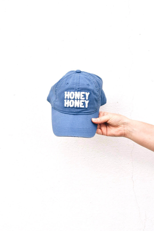 honey honey baseball cap