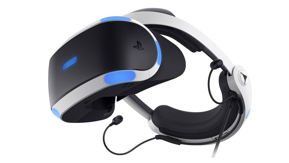 Updated PlayStation VR Model Announced - http://www.ign.com/articles/2017/10/02/updated-playstation-vr-model-announced
