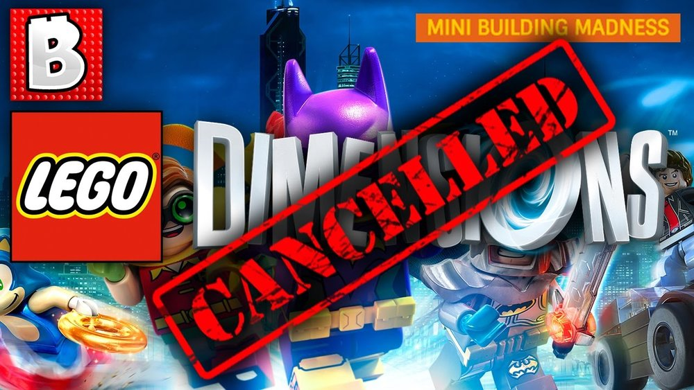 No More LEGO Dimensions Content Planned -