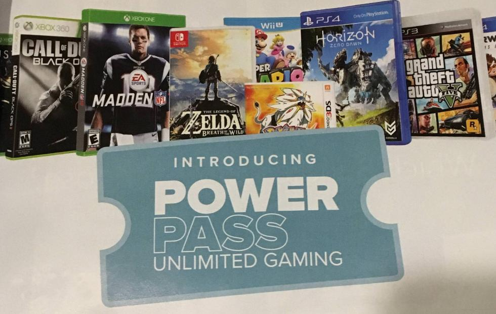GameStop Rentals - This week is all about renting video games! We discuss Gamestop's new Power Pass, what you as a renter need to know and what does Gamestop need to do in order to make Power Pass a success.