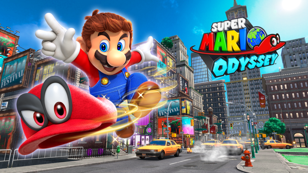 Super Mario Odyssey Is the Fastest-Selling Mario Game Ever in the US and Europe - http://www.ign.com/articles/2017/11/02/super-mario-odyssey-is-the-fastest-selling-mario-game-ever-in-the-us-and-europe