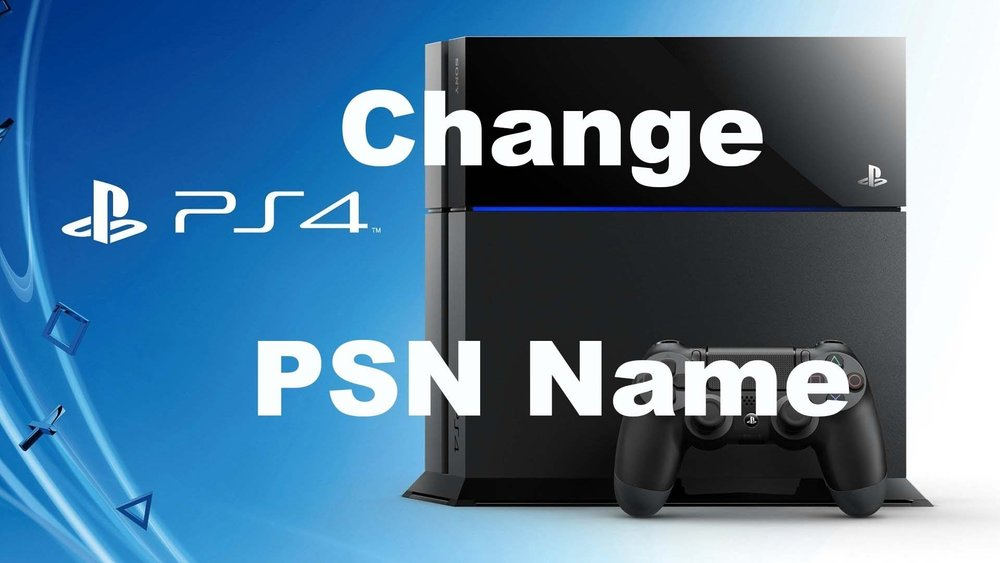 PSN Name Change? - https://www.engadget.com/2017/12/09/sony-may-allow-psn-name-changes-in-2018/