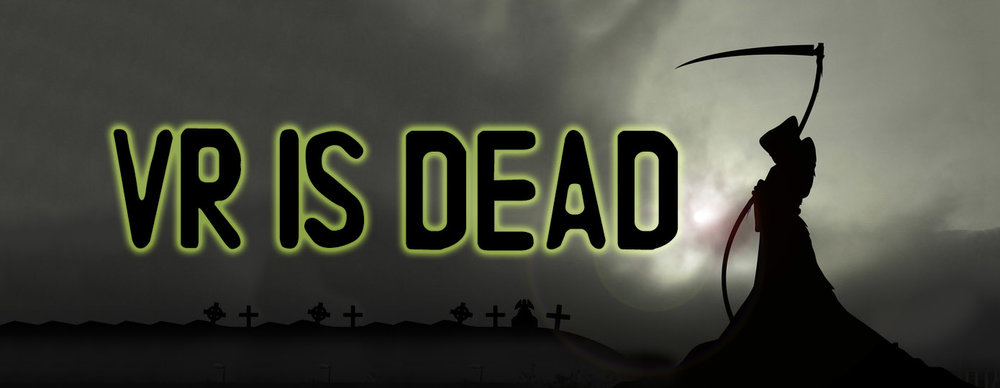 Is VR Dead? - This week we dive into the controversy that has stricken Amazing Games Done Quick. Followed with and bit about diversity in the gaming industry. Then polish i all up with the most important question of 2018... Is VR dead?