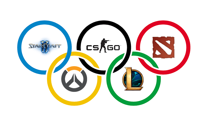 eSport Olympics - https://www.rollingstone.com/glixel/news/japan-takes-steps-to-have-video-games-in-the-2024-olympics-w515632