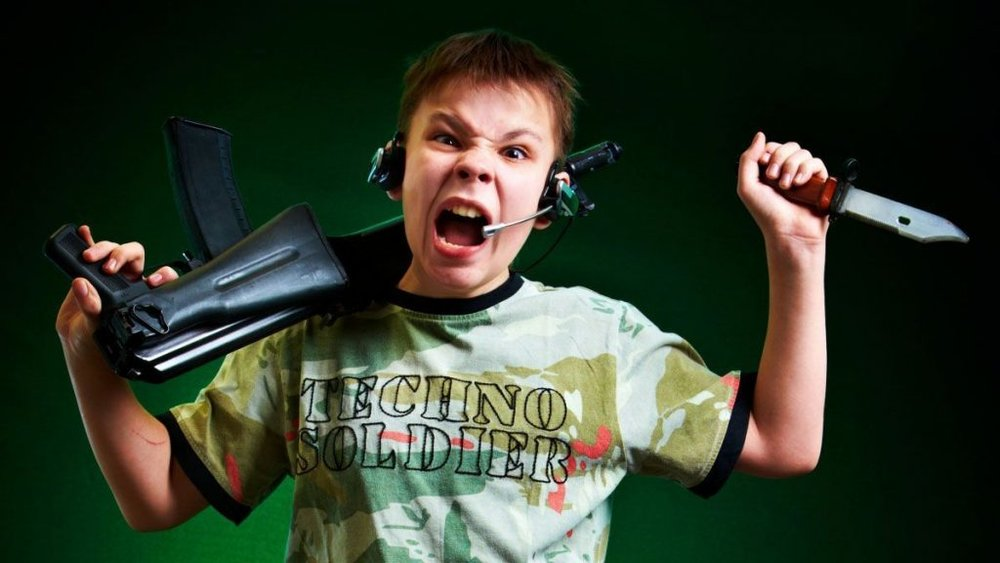 Do Video Games Make us Violent? - http://www.usgamer.net/articles/study-concludes-theres-no-evidence-linking-violent-video-games-and-violent-behavior