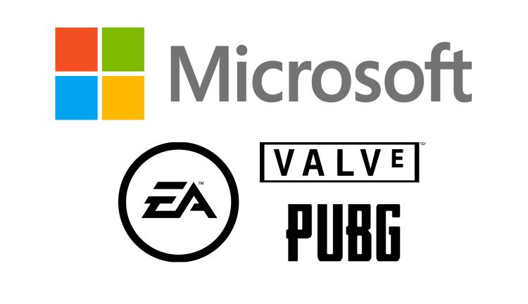 $$$ - http://www.ign.com/articles/2018/01/29/rumor-suggests-microsoft-has-considered-acquiring-ea-valve-pubg-corp