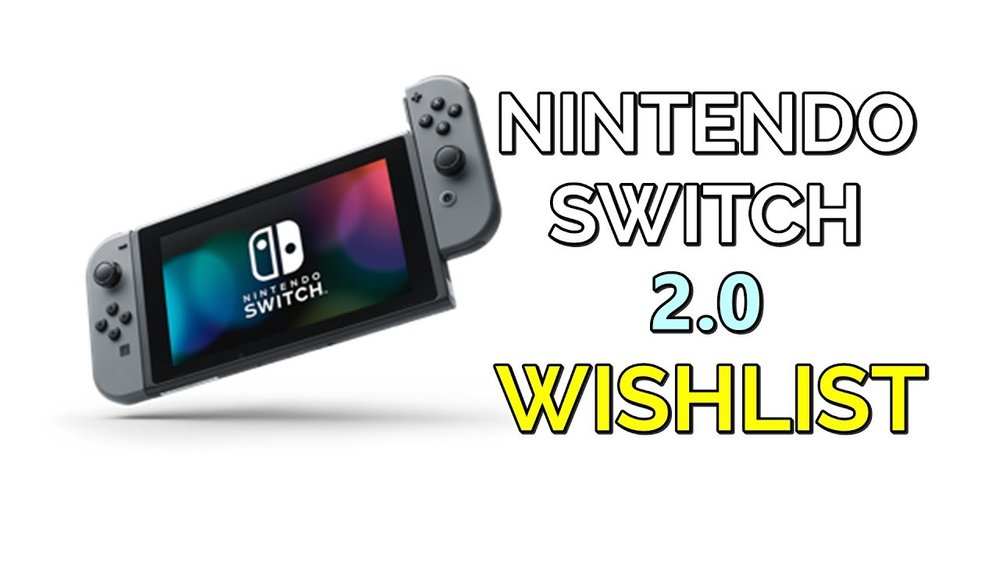 Nintendo Switch Won't Get 2.0 Version This Year - https://www.gamespot.com/articles/nintendo-switch-wont-get-20-version-this-year-repo/1100-6457141/http://www.ign.com/articles/2018/03/02/nintendo-switch-playtimes-are-being-reset-after-one-year