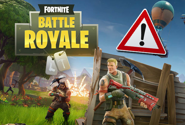 Time to Grow Up - https://www.dailystar.co.uk/tech/gaming/689708/Fortnite-ALERT-Bad-news-Epic-Games-mobile-PS4-Xbox-PC-Battle-Royale-fans-Kaspersky-Lab https://lifehacker.com/how-to-boost-your-console-s-security-1821533005